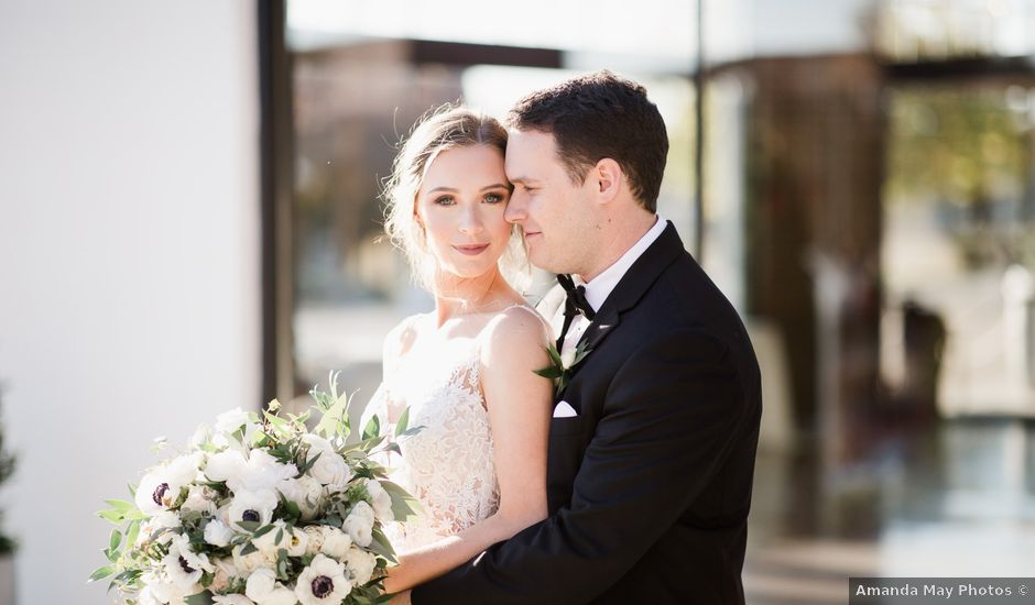 Christian and Caroline's Wedding in Knoxville, Tennessee