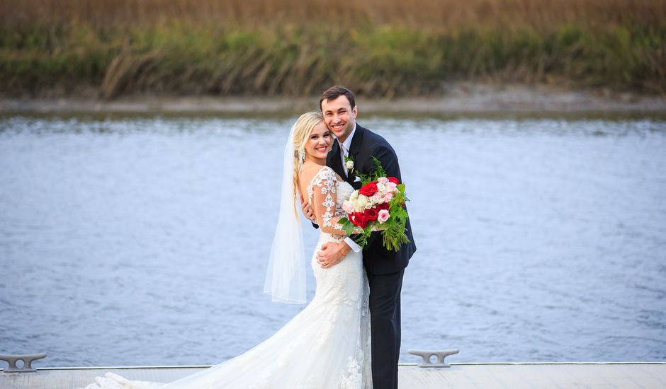 Troy and Carly's Wedding in Mount Pleasant, South Carolina