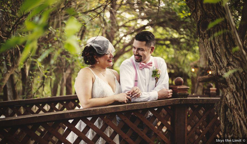 Brian and Lauren's Wedding in McKinney, Texas