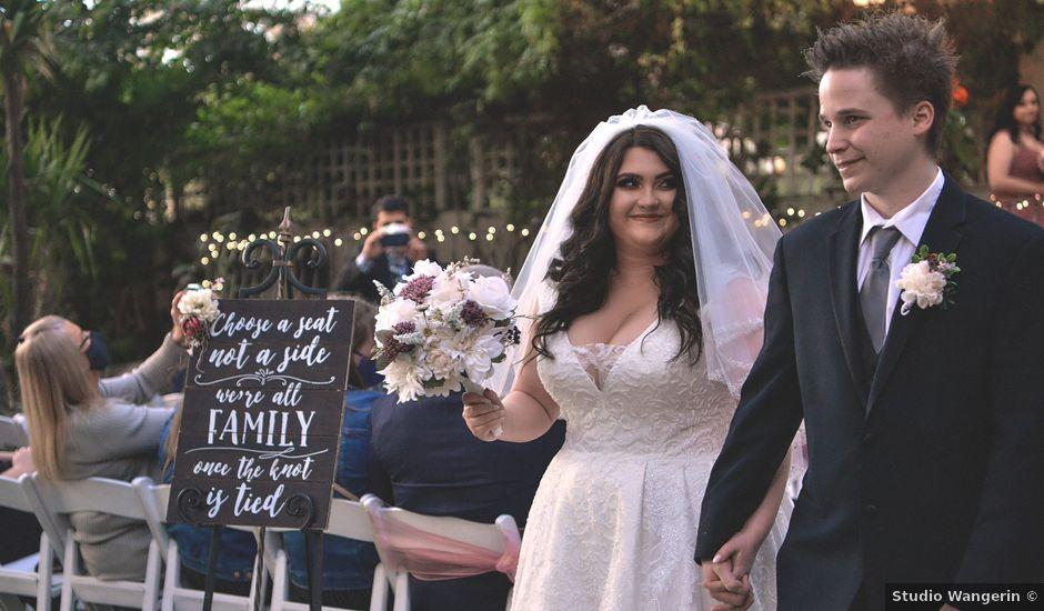 Corey and Samantha's Wedding in Chandler, Arizona