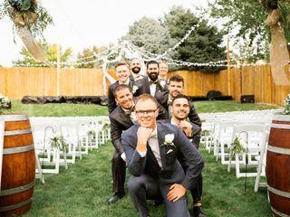 Tanner and Alyssa's Wedding in Seattle, Washington 8