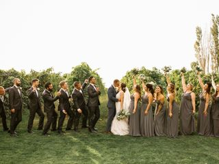 Tanner and Alyssa's Wedding in Seattle, Washington 10