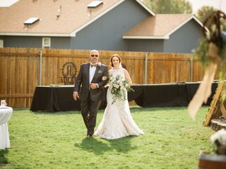 Tanner and Alyssa's Wedding in Seattle, Washington 22
