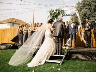 Tanner and Alyssa's Wedding in Seattle, Washington 24