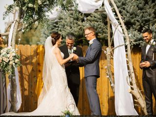 Tanner and Alyssa's Wedding in Seattle, Washington 25
