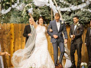 Tanner and Alyssa's Wedding in Seattle, Washington 32