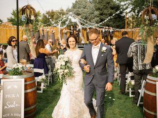 Tanner and Alyssa's Wedding in Seattle, Washington 33