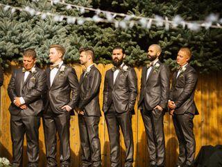 Tanner and Alyssa's Wedding in Seattle, Washington 35