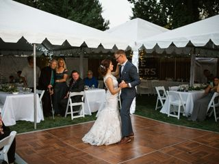 Tanner and Alyssa's Wedding in Seattle, Washington 37