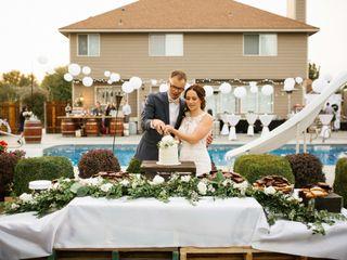 Tanner and Alyssa's Wedding in Seattle, Washington 43