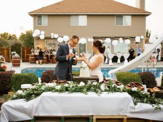 Tanner and Alyssa's Wedding in Seattle, Washington 44
