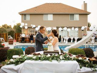 Tanner and Alyssa's Wedding in Seattle, Washington 45