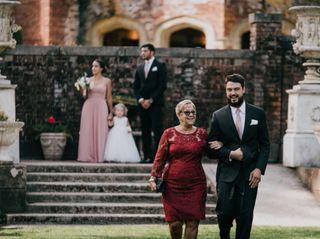 Nick and Larissa's Wedding in Lakewood, Washington 12