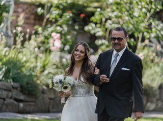 Nick and Larissa's Wedding in Lakewood, Washington 13