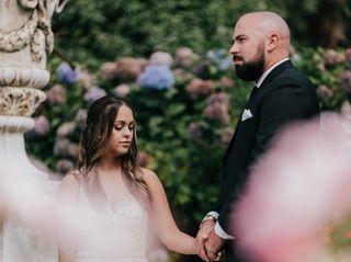 Nick and Larissa's Wedding in Lakewood, Washington 14
