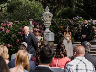 Nick and Larissa's Wedding in Lakewood, Washington 15