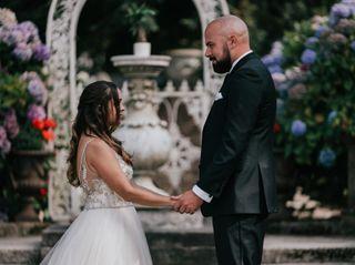 Nick and Larissa's Wedding in Lakewood, Washington 16
