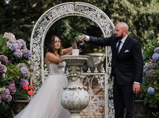 Nick and Larissa's Wedding in Lakewood, Washington 17