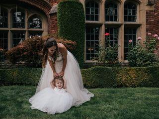 Nick and Larissa's Wedding in Lakewood, Washington 21