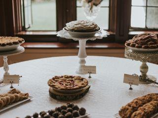 Nick and Larissa's Wedding in Lakewood, Washington 25