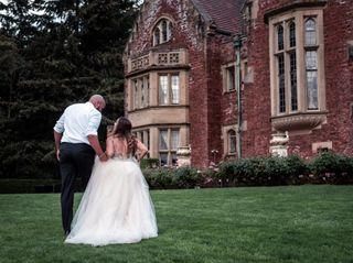 Nick and Larissa's Wedding in Lakewood, Washington 31