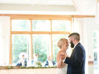 The wedding of Trina and Nolan