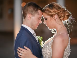 The wedding of Katie and Patrick 1
