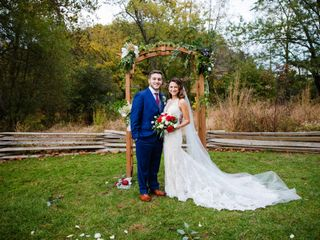 The wedding of Julianna and Anthony