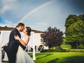 The wedding of Eleonora and Nicolò