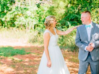 Carolyn and Aaron's Wedding in Fort Mill, South Carolina 3