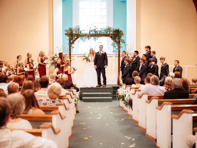 Laken and Jonathan's Wedding in Senatobia, Mississippi 9