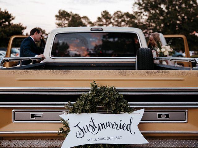 Laken and Jonathan's Wedding in Senatobia, Mississippi 10