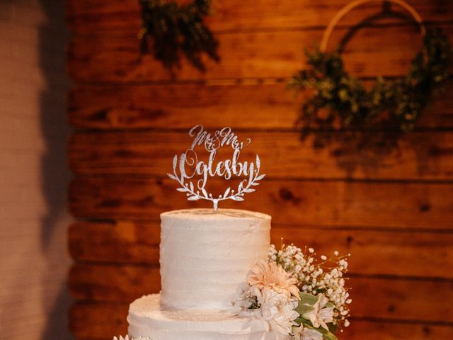 Laken and Jonathan's Wedding in Senatobia, Mississippi 12