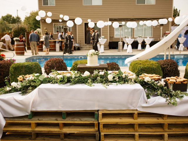 Tanner and Alyssa's Wedding in Seattle, Washington 2