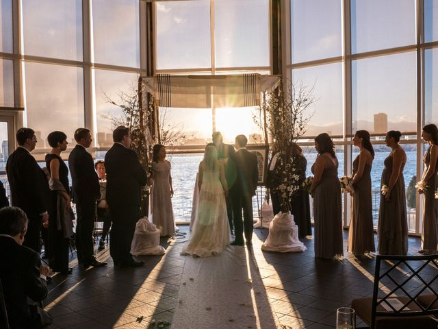 Paul and Dahlia's Wedding in New York, New York 2
