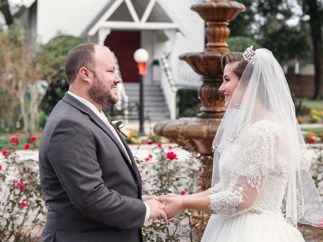 The wedding of Jess and Joe