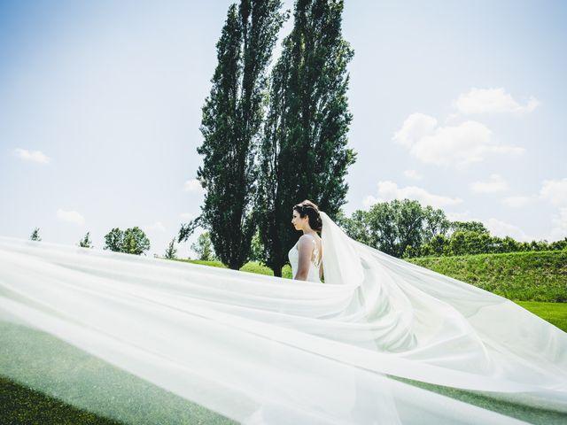 Nicolò and Eleonora's Wedding in Padova, Italy 19