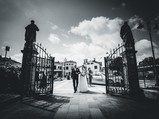 Nicolò and Eleonora's Wedding in Padova, Italy 25