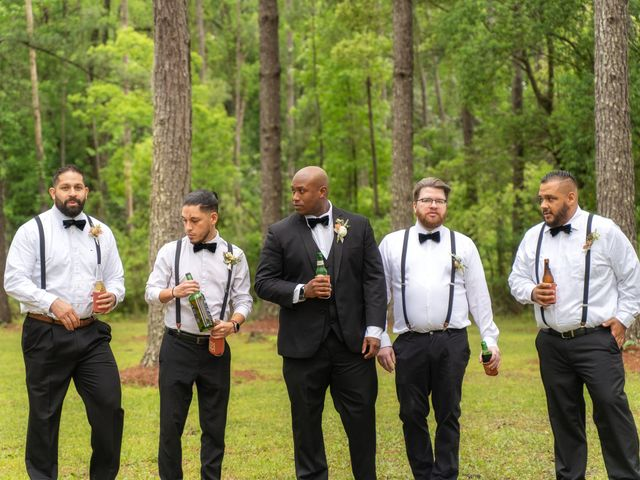 Chris and Wendy's Wedding in Glen Saint Mary, Florida 13