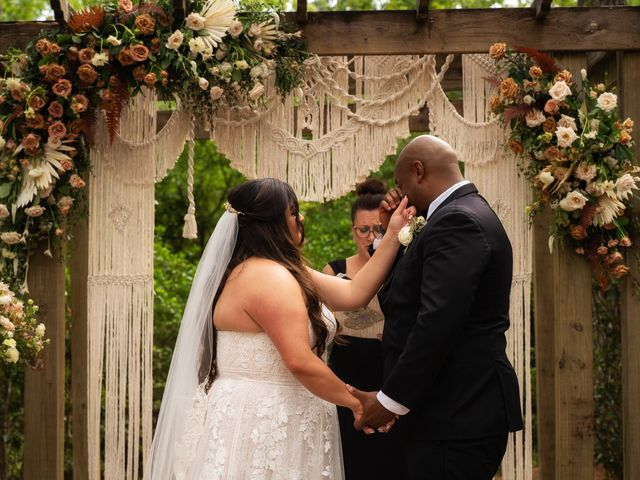 Chris and Wendy's Wedding in Glen Saint Mary, Florida 16