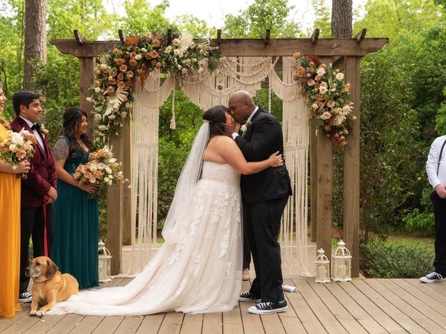 Chris and Wendy's Wedding in Glen Saint Mary, Florida 17