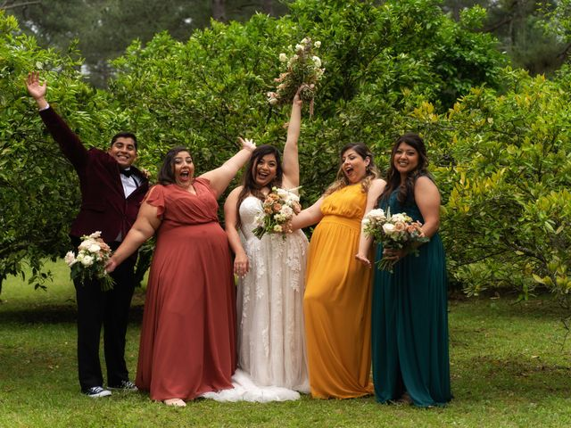 Chris and Wendy's Wedding in Glen Saint Mary, Florida 18