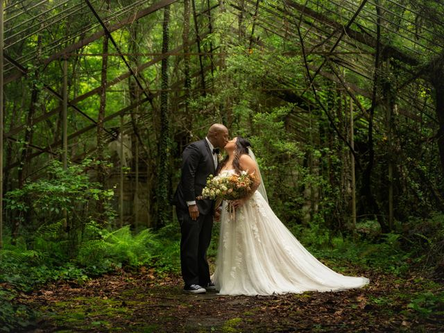 Chris and Wendy's Wedding in Glen Saint Mary, Florida 19