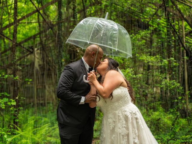 Chris and Wendy's Wedding in Glen Saint Mary, Florida 1