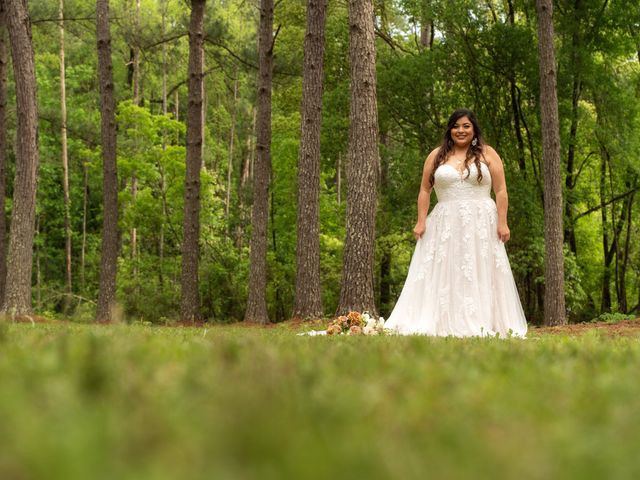 Chris and Wendy's Wedding in Glen Saint Mary, Florida 20