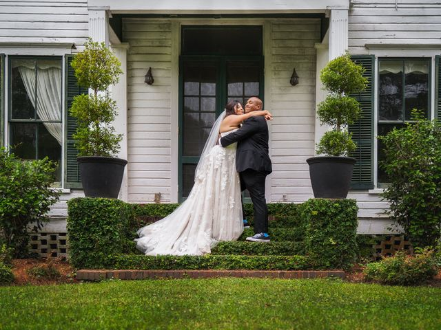 Chris and Wendy's Wedding in Glen Saint Mary, Florida 22
