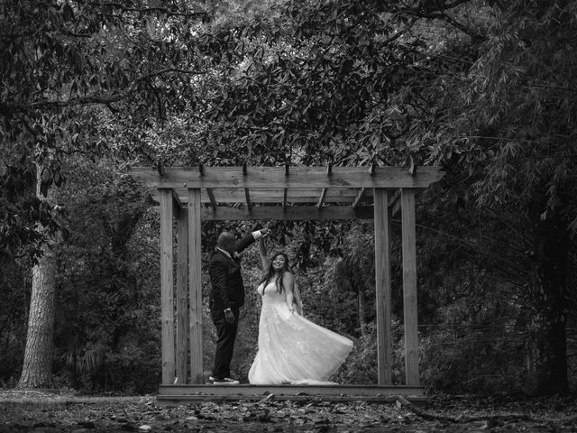 Chris and Wendy's Wedding in Glen Saint Mary, Florida 24