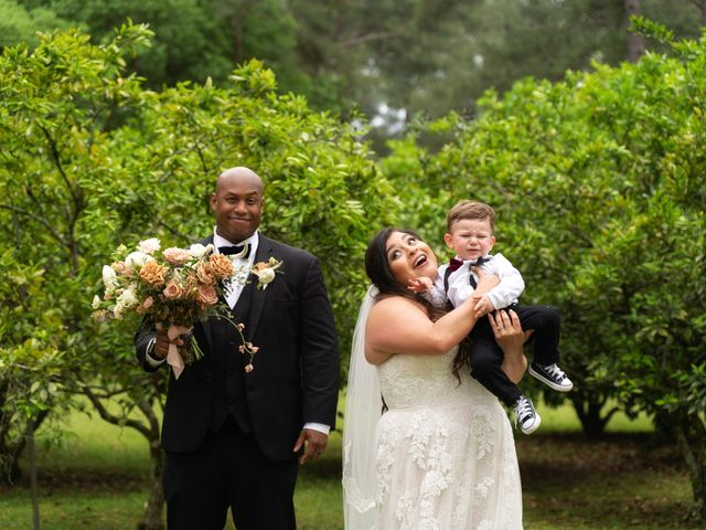 Chris and Wendy's Wedding in Glen Saint Mary, Florida 25