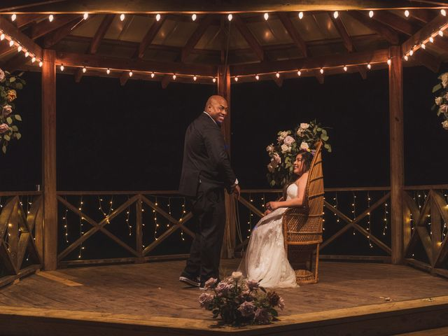 Chris and Wendy's Wedding in Glen Saint Mary, Florida 26