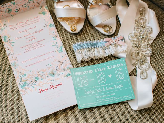 Carolyn and Aaron's Wedding in Fort Mill, South Carolina 2